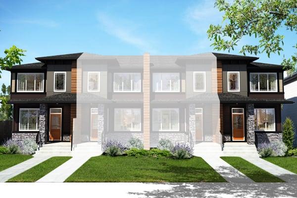 Casa Maison 4-Plex - Casa 600x400