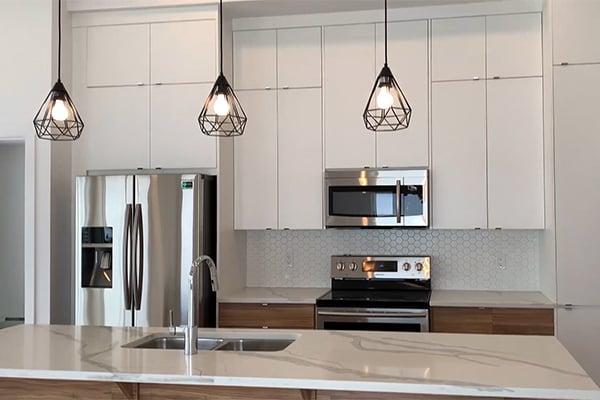 Ametista Suite 412 kitchen