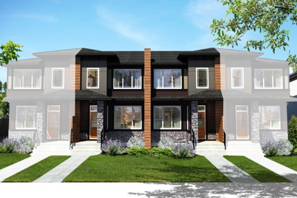 Casa Maison 4-Plex - Maison 600x400